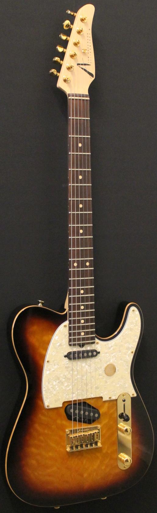 Tom Anderson Hollow T 1994 Guitar For Sale Kitarakuu Oy