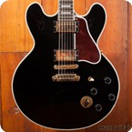 Gibson Custom Shop ES 345 Lucille 2009 Black