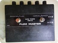 Ace Tone Fuzz Master 3 FM 3 Black