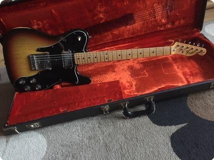 Fender Telecaster Custom 1974 Sunburst