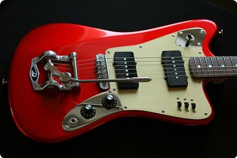 Deimel Guitarworks Firestar »candy Apple Red« »candy Apple Red«