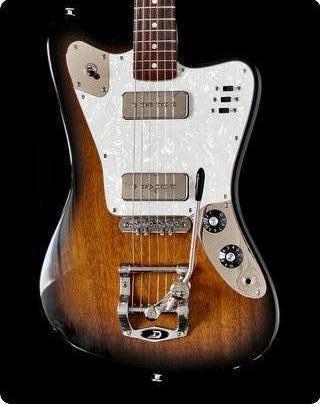 Deimel Guitarworks Firestar Tobacco Sunburst