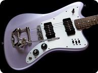 Deimel Guitarworks FIRESTAR SATURN LAVENDER 2017 Saturn Lavender