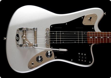 Deimel Guitarworks Deimel Firestar »silver Space« Silver Space