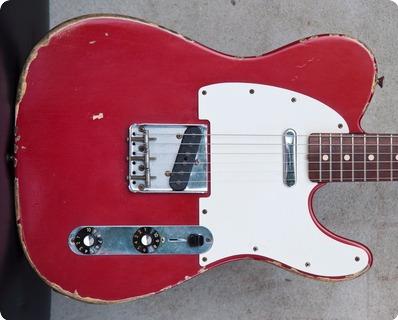 Fender Custom Shop Muddy Waters Tribute Telecaster 2000