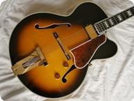 Gibson L 5 Wes Montgomery MINT 1996 Sunburst