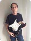 Fender Kurt Cobain Stratocaster 1993 Black