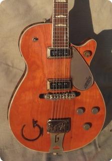 Gretsch Roundup 6130 1955 Orange