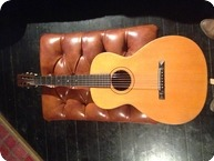 The Chicago Music Co. The Leland 1925 Natural Spruce Brazilian Rosewood