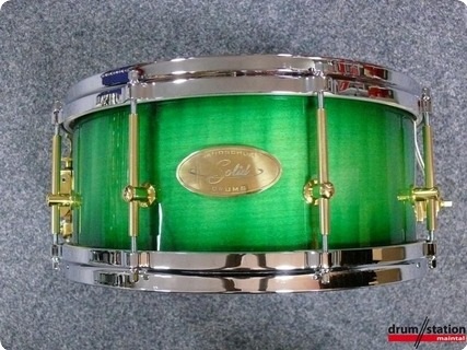 Handschuh Maple Air Ply Special 2016 Green Burst (high Gloss)