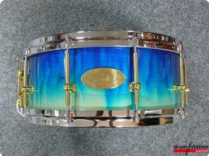 Handschuh Maple Air Ply 2016 Blue Flame (high Gloss)