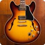 Gibson ES 345 2016 Historic Burst