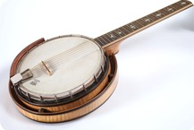 Wehmann Brothers Orchestra Style 2 Guitar Banjo 1925 Natural