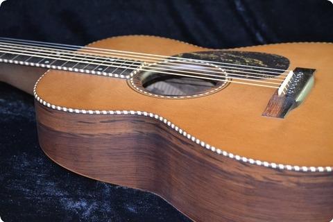 Rozawood Hawaiian Steel Guitar   Mrw B&s 2016 Nitrocellulose Lacquer