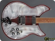Rickenbacker Model 331 LS Lightshow 1971 Burgundy