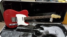 Fender Telecaster 1978 Moroccan Red