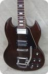 Gibson SG Standard 1971 Walnut