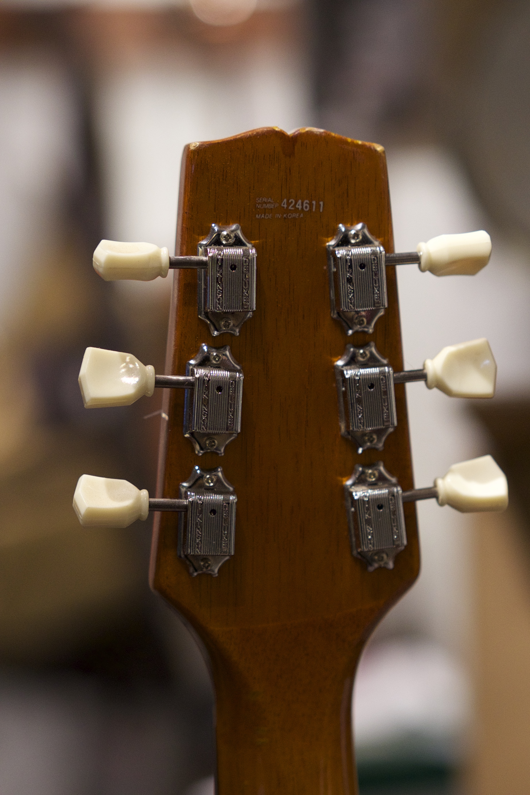 Hamer Slammer Series 1990's Guitar For Sale InstrumentShoppen