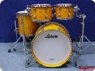 Ludwig USA Classic Maple Shellset Golden Slumbers 2016 Golden Slumbers