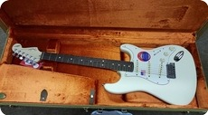 Fender Jeff Beck Stratocaster 2016 Olympic White