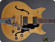 Guild Studio ST 303 1972 Blond