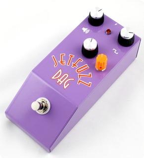 Dagpedals Jetfuzz 2016 Purple