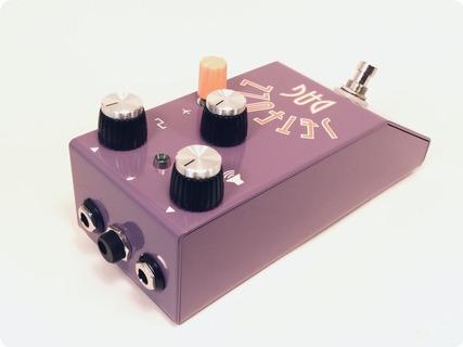 Dagpedals Jetfuzz 2020 Purple
