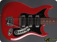 Hagstrom III 1964 Red