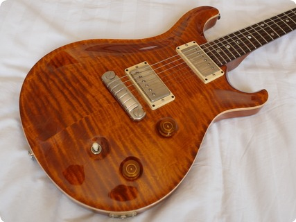Prs Paul Reed Smith Mccarty 2000 Amber Sunburst