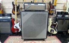 Fender Bassman 50 1972 Black Tolex