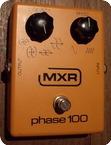 Mxr PHASE 100 1980 Orange
