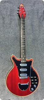 Guild Brian May Signatur Bm01 1993 Red