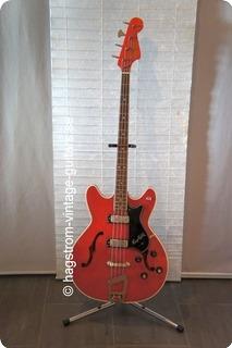 Hagstrom Concord 1967 Red