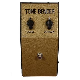 British Pedal Company Mk1 Tone Bender  2019 Gold