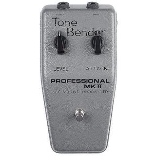 British Pedal Company Mkii Tone Bender Oc81d 2019 Grey