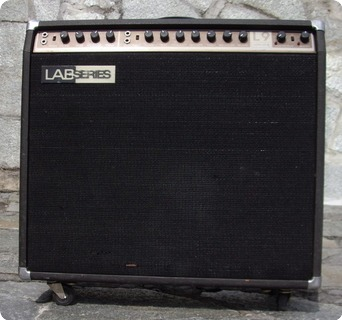 lab series l9 312a 1980 black amp for sale hendrix guitars. Black Bedroom Furniture Sets. Home Design Ideas