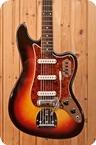 Fender VI Bass 1963 Sunburst