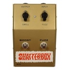 British Pedal Company Shatterbox 2019 Gold