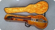 Zwier Les Paul 4x Flame Maple Top