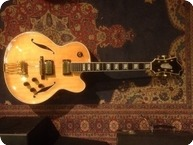 Hagstrom Jimmy Dquisto Mabass 1967 Blonde