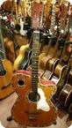 East Germany Monster Guitar Natural
