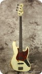 Fender Jazz Bass 1964 Olympic White