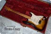 Fende Stratocaster 1954 Sunburst