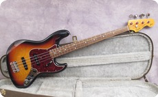 Fender Squier 62 Jazz 1982 Sunburst