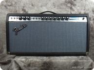 Fender Bandmaster Reverb Top Cabinet 1975 Black