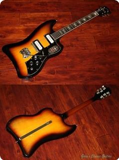 Guild Thunderbird S 200 (gue0187) 1965