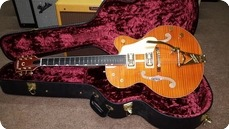 Gretsch G6120TM 2008 Tiger Maple