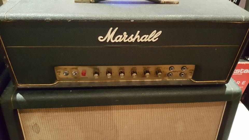 Marshall Jtm45 1965 Amp For Sale Jimi S Music Store
