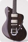 Henman Guitars MOD 003CG 2016 HIGH GLOSS CIGAR BROWN STAIN FINISH
