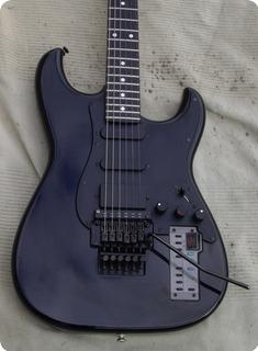 Casio Synt Pg380 1987 Black